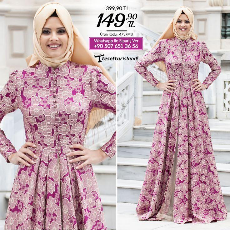 Puane - Mürdüm Abiye Elbise #tesettur #tesetturabiye #tesetturgiyim #tesetturelbise #tesetturabiyeelbise #kapalıgiyim #kapalıabiyemodelleri #şıktesetturabiyeelbise #kışlıkgiyim #tunik #tesetturtunik