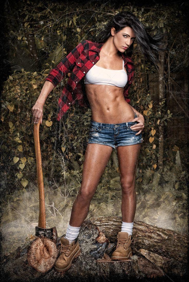 Sexy Lumberjack | lumberjack | Pinterest