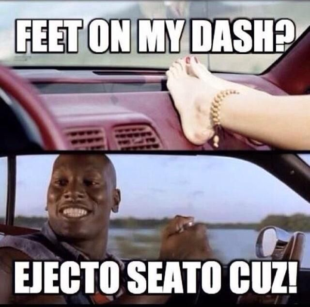 Have you been in this situation while driving your car/truck? -Ryan C