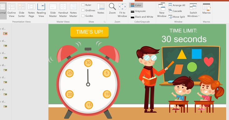 Over the years I have featured a lot of free countdown timers that you can use in your classroom. At the beginning of the 2017-18 school year I published this list of recommended countdown timers. Here's one more option to consider using a timer in a PowerPoint slide.  Microsoft offers a couple of timer templates that you can use in your PowerPoint presentations. You can find those templates in this template gallery (use ControlF to search the gallery). You can use the default timer settings…