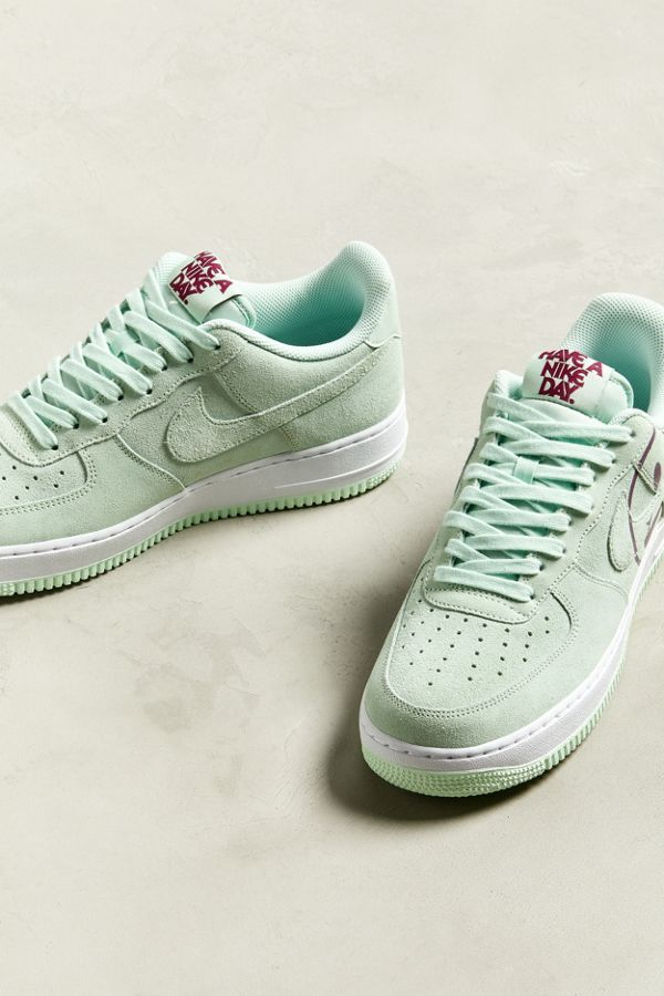 Nike Revamps Its Air Force 1 Sneakers And It's In A Pretty