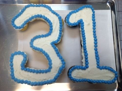 Unique Birthday Cake Design Becomes Act Of Kindness : 1000+ ideas about 31st Birthday on Pinterest 31 birthday ...
