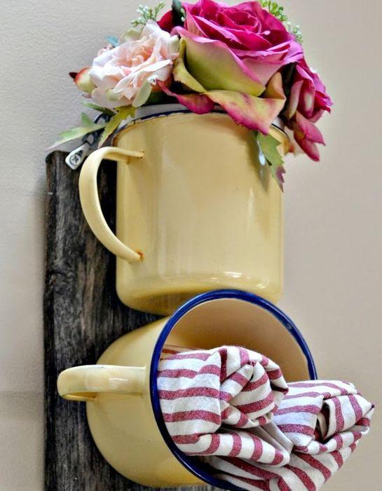 Стильное и необычное хранение полотенец в ванной