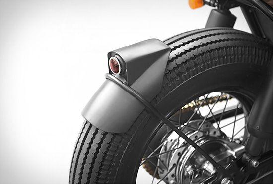 Custom Yamaha XS650 by Thrive Motorcycle