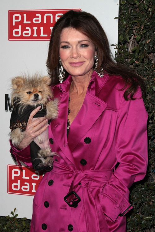 Lisa Vanderpump at the Grand Opening of Planet Dailies and Mixology 101, photo by Retna. Fame Game http://www.famegame.com