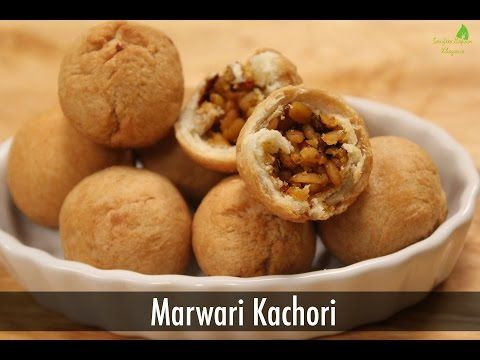 The 25 best recipes for breakfast vegetarian by sanjeev kapoor marwari kachori indian snacks recipe sanjeev kapoor khazana youtube forumfinder Choice Image