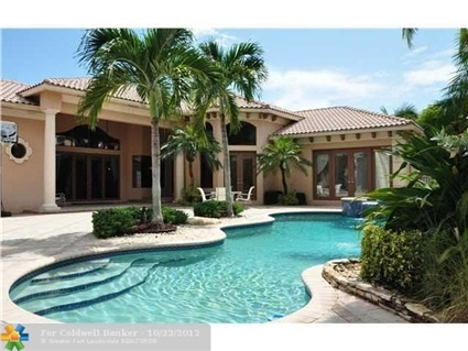 6320 Nw 120th Dr Coral Springs Fl 33076 Rarely Available Custom Courtyard Located In The