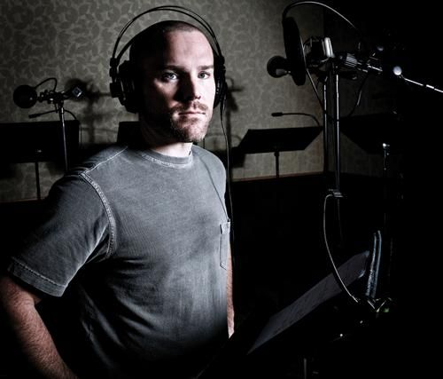 Roger Craig Smith: the voice of Sonic the Hedgehog. (Best voice, I should say.)