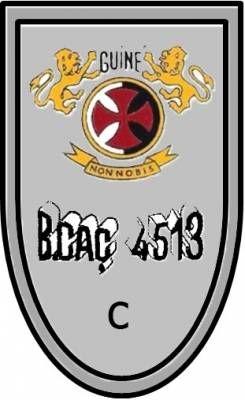 Companhia de Comando e Serviços do Batalhão de Caçadores 4513 Guiné