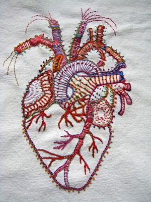 TAFA: The Textile and Fiber Art List: Carla Madrigal/Madrigal Embroidery