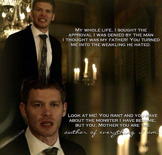 The Originals 2x03 He Broke My Heart With This Line Vampire Diaries Cast Klaus From Vampire Diaries Vampire Diaries