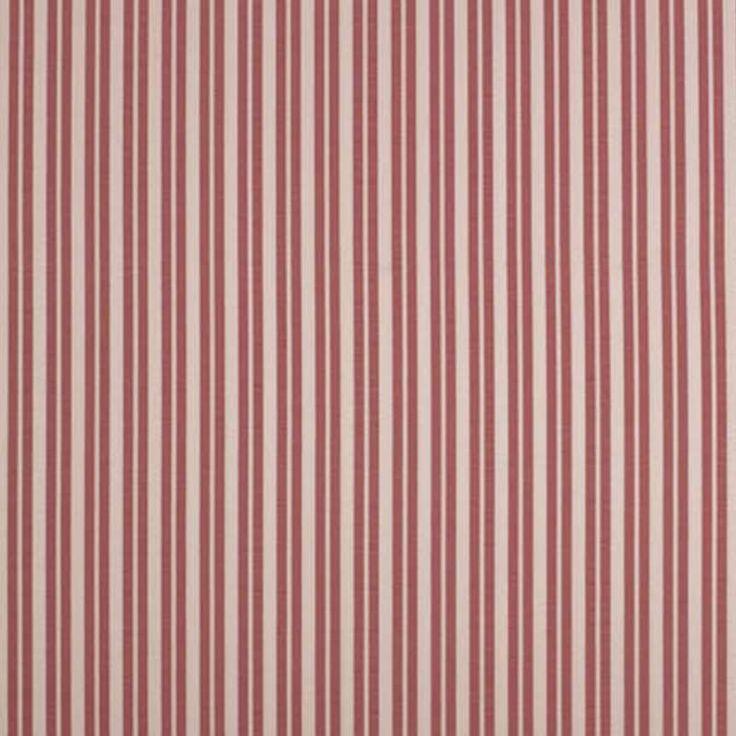 Warwick Fabrics : MALING, Colour CLARET