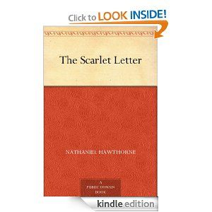 Amazon.com: The Scarlet Letter eBook: Nathaniel Hawthorne: Books