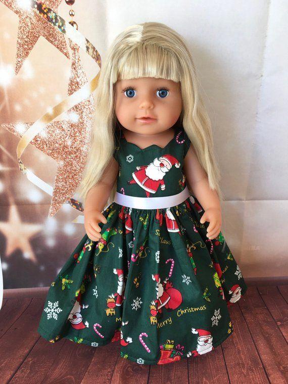 Kleidung & Accessoires Puppenkleidung 36cm Pink Strampler little Baby Born Kleider Kleidung Klamotten