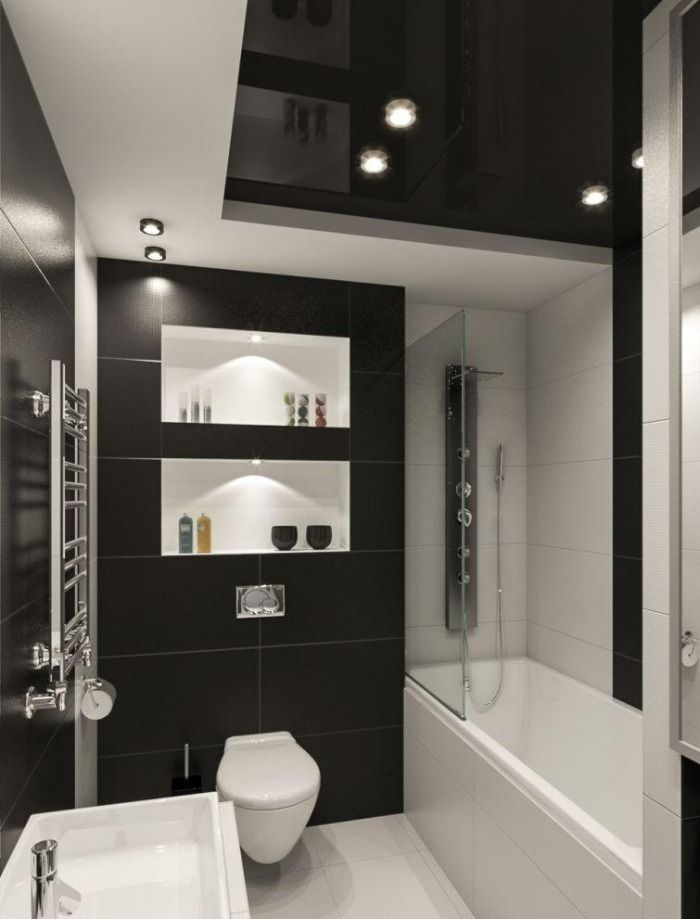 Powder Room Layout