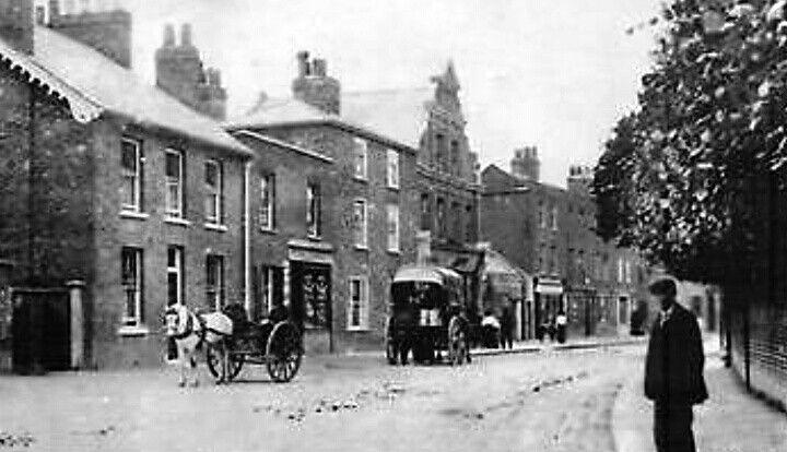 Cheshunt high street 1910