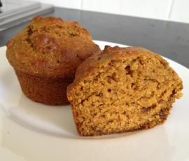 Recipe Healthy Breakfast muffins by Classmyth - Recipe of category Baking - sweet