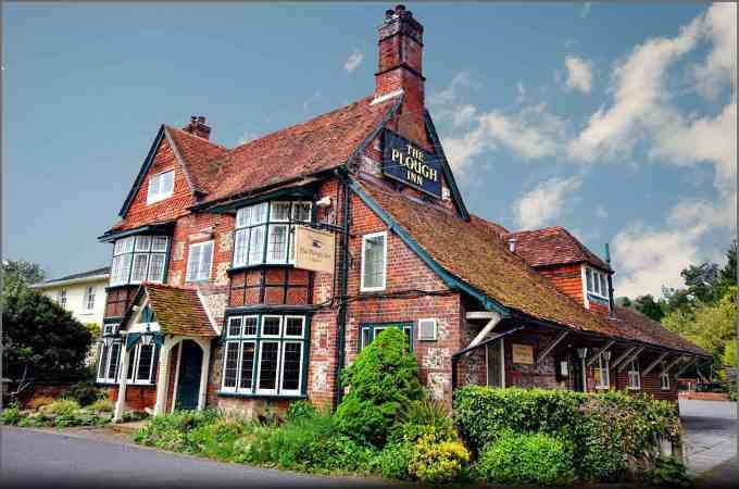 James Durrant's Plough Inn at Longparish to Close