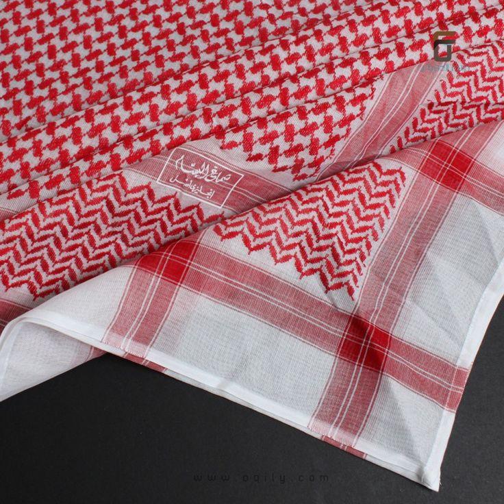 شماغ البسام 3 الاصلي Quilts Blanket Napkins
