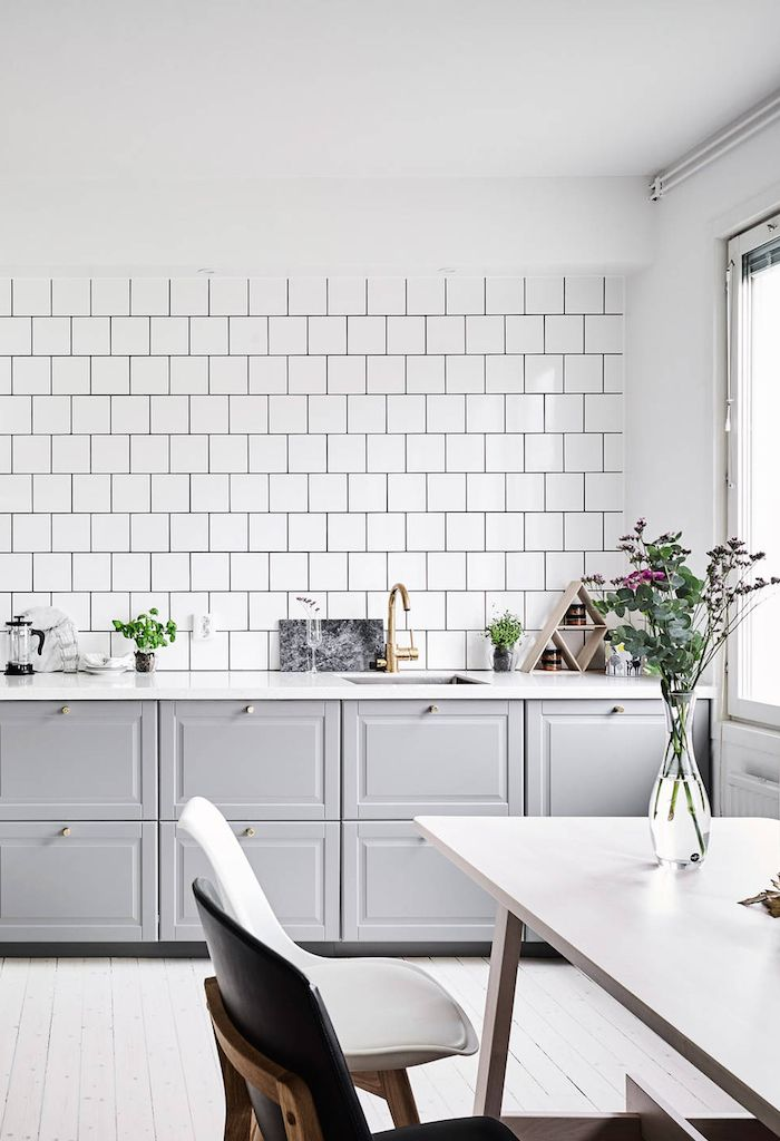 17 best ideas about grey kitchen walls on pinterest gray paint colors grey walls and grey. Black Bedroom Furniture Sets. Home Design Ideas
