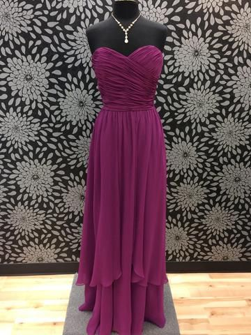 Mori Lee Wine Formal gown at The Bridal Cottage! #prom #formal #specialoccasion #thebridalcottage