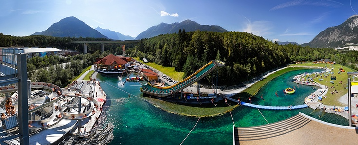 Will go there in september!!! the outdoor adventure park in Ötztal, Tirol.