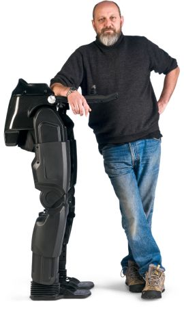 Next up in robot suits for the paralyzed: Mind control? Researchers are looking to push robotic exoskeletons into the realm of thought control, eliminating the need for hand controls and reaching those unable to use their upper bodies.