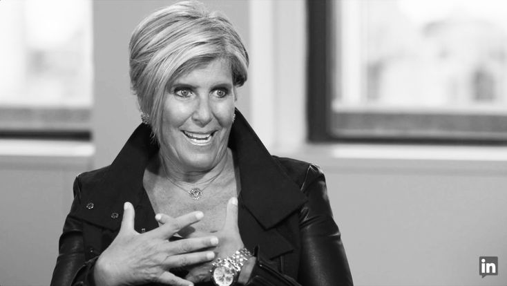 """""""I didn't discover it, it discovered me."""" Suze Orman found her passion in a way she never expected. Here's how you can find your own passion.  Some of our favo…"""