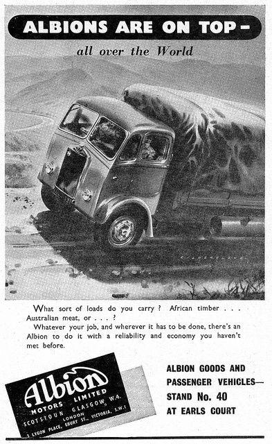 Albion advertisment