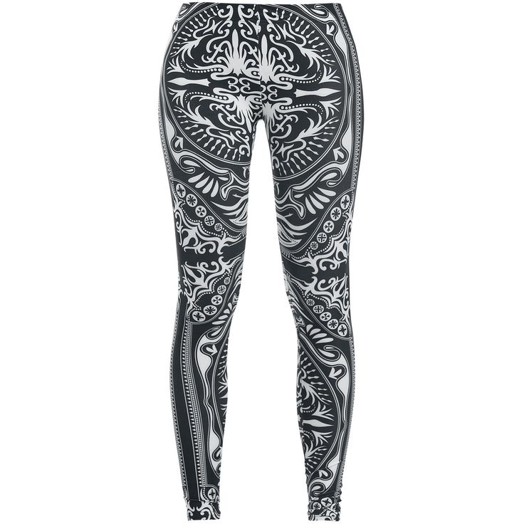 Leggings, £10, EMP