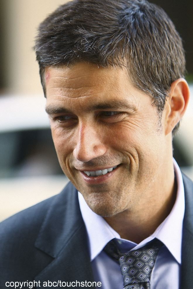 Matthew Fox I love his smile, and I hope that he's healthy and happy today too..