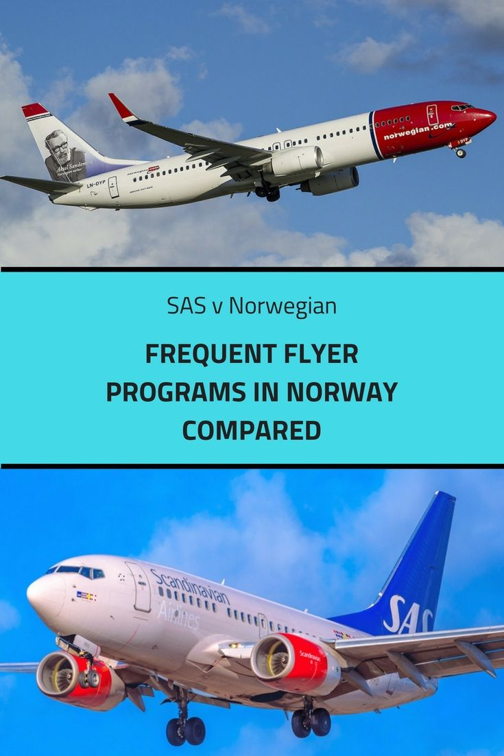 Frequent Flyer Programs In Norway Life In Norway Frequent Flyer Program Frequent Flyers Norway