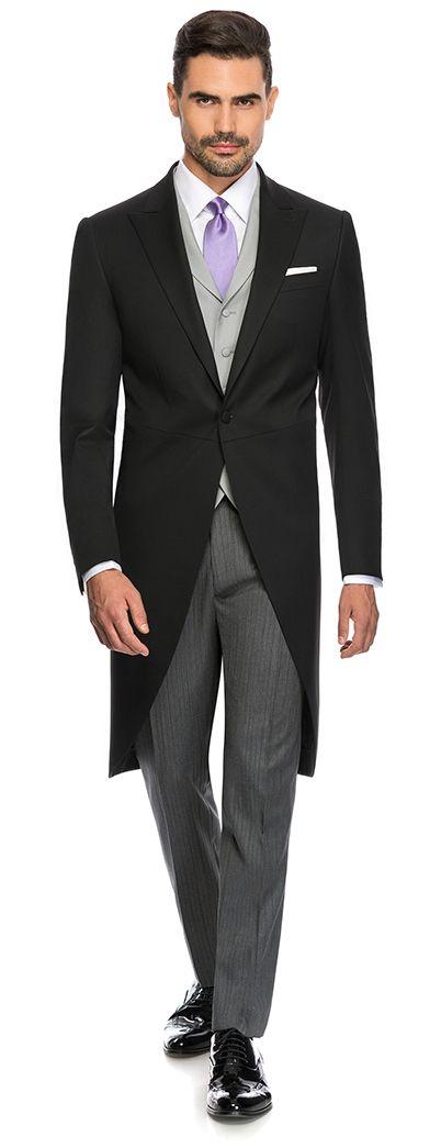 Moarning coat