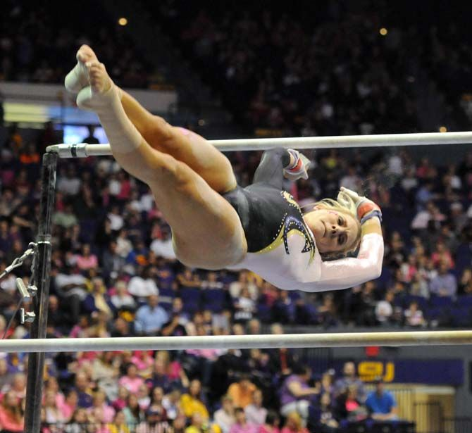 LSU Gymnastics doesn't get the recognition it deserves