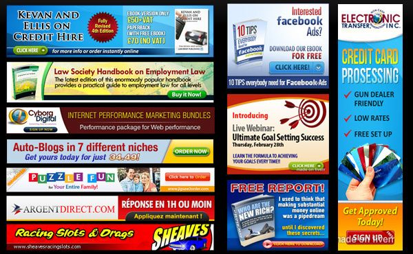 brother: design STUNNING ads banner that convert, static or animated, no flash, any size for $5, on fiverr.com