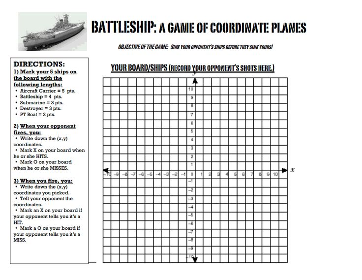 Battleship Game Grid Coordinates Converter Program « The ...