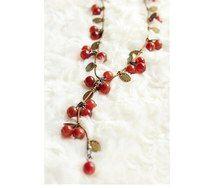 Многослойное ожерелье с ягодками Ссылка: http://ali.pub/o4lvc