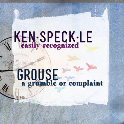 Skulduggery Pleasant character name meanings: Kenspeckle Grouse