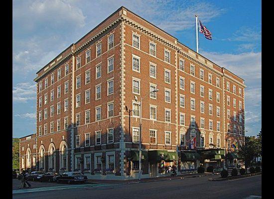 Hawthorne Hotel, Salem, Massachusetts