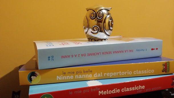 3 libri per la nanna!