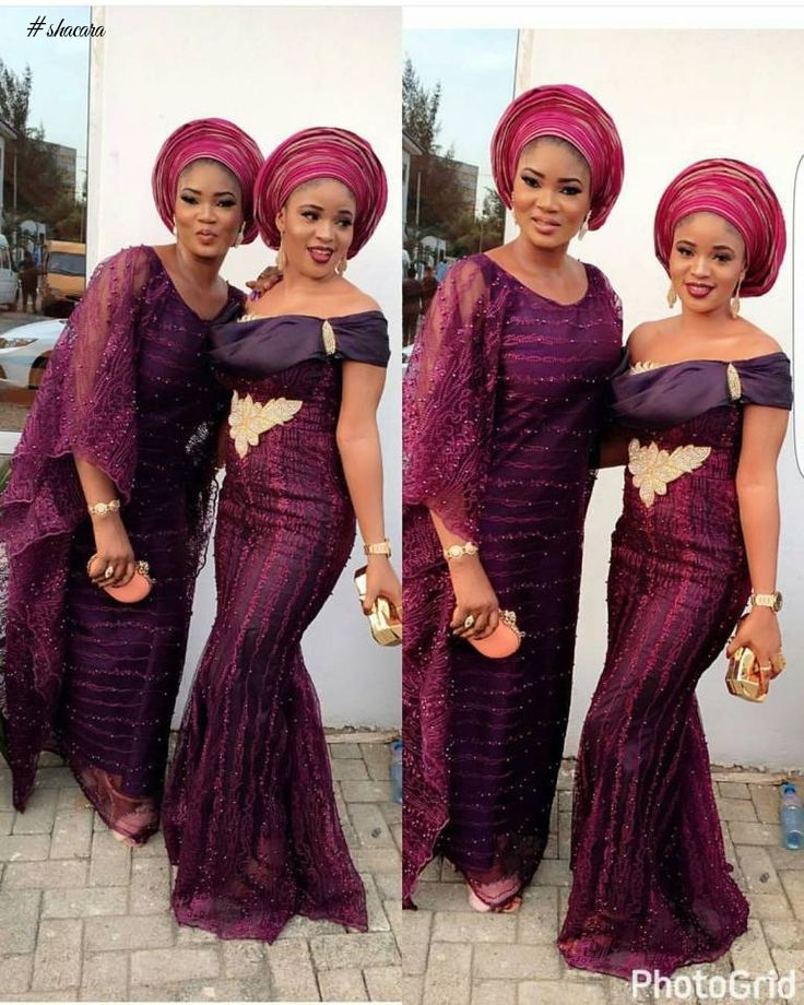 SHOW STOPPING ASOEBI STYLE FOR YOUR OWAMBE PARTY