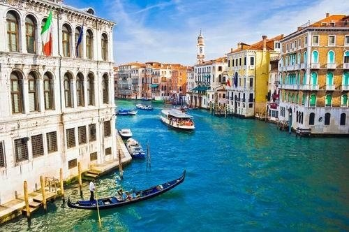 Ah, Veneza, sua linda...