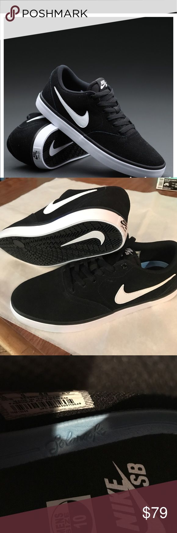 New Men's Nike SB SIZE 10 Brand New Authentic Nike SB . Everything I sell ships the same day or nest day. Buy from me with confidence. Please go see my stats. Thanks for stopping by. Nike Shoes Sneakers