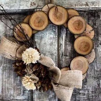38 best adornos navide os en madera images on pinterest holiday ornaments christmas decor and - Adornos navidenos de madera ...