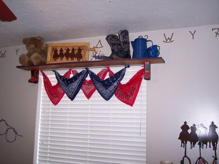 little boys cowboy room - Google Search
