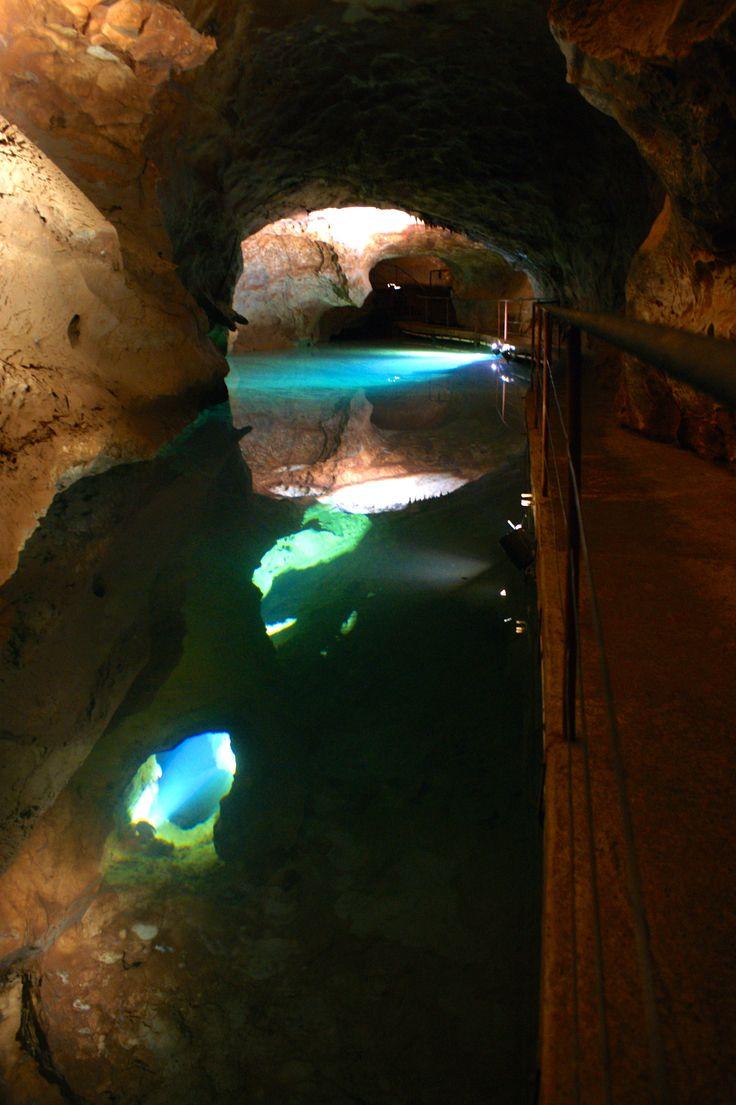 Les Jenolan Caves. Beaucoup d'entre elles peuvent se visiter, faites votre choix en fonction du niveau de difficulté.
