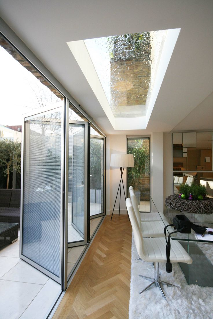 38 Best Rooflight Gallery Images On Pinterest Extension