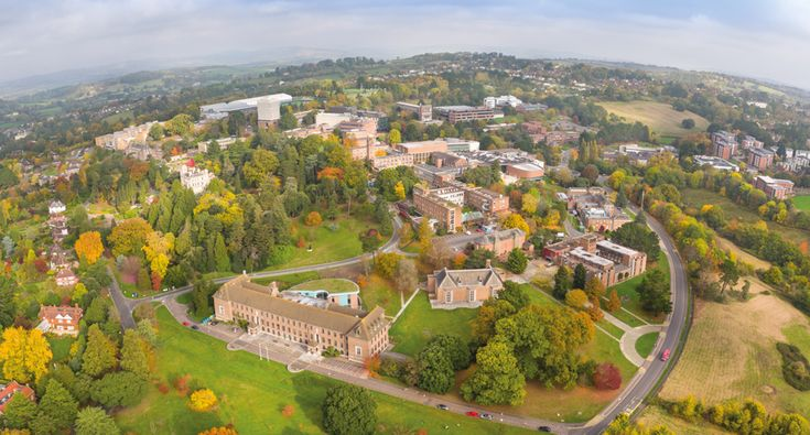 Directions to the Streatham Campus | University of Exeter