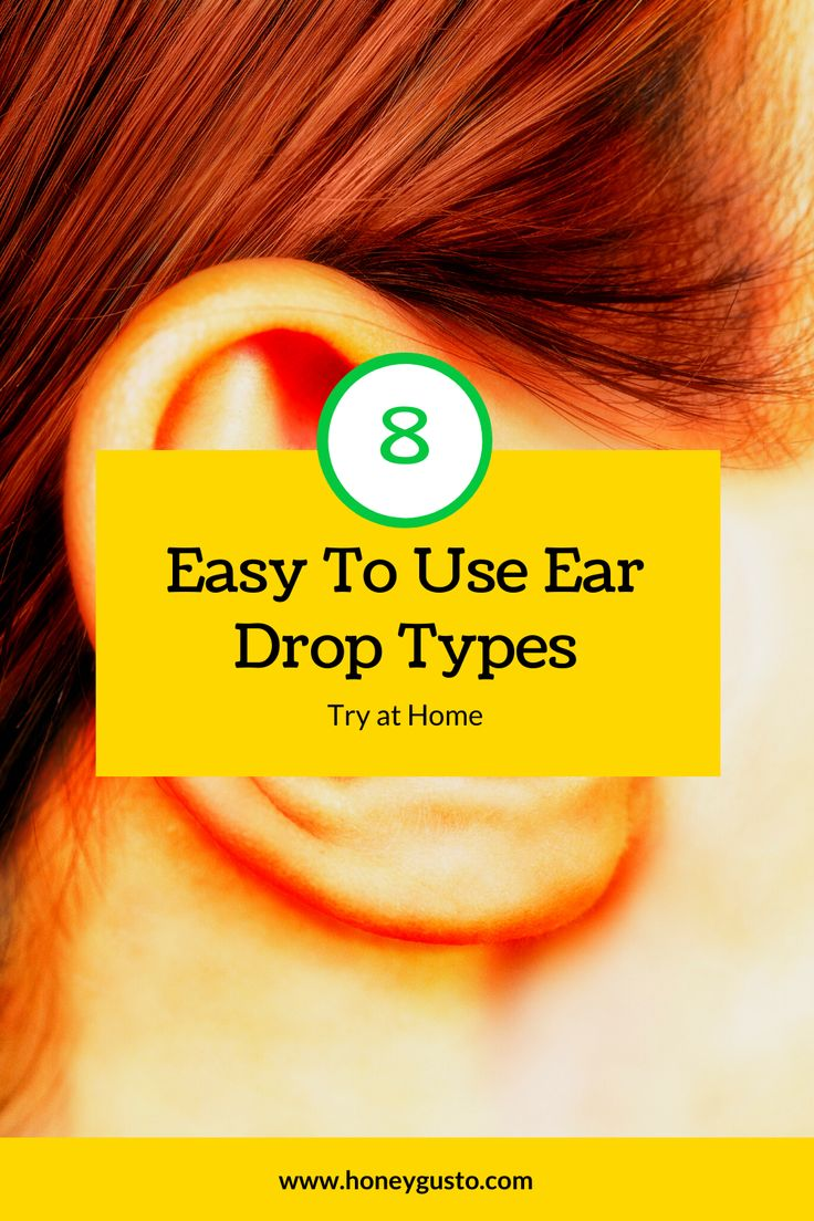 how to use ear wax drops