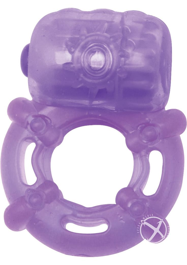 Buy Climax Juicy Rings Cock Ring Waterproof Purple online cheap. SALE! $8.49